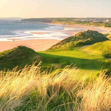 Beispielpakete Golf Irland