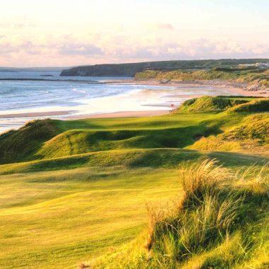 Angebot Anforden Golf Irland