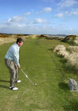 Reiseziele Golf Irland